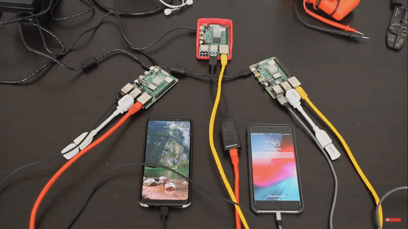 """Featured image for """"How to Combine 4+ Connections at Once on Raspberry Pi"""""""
