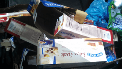 Engadget users consumed 500 Tastykakes in less than 3 hours.