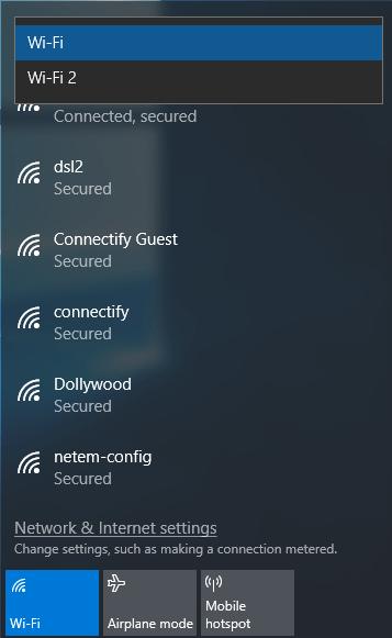 no internet secured fix reddit
